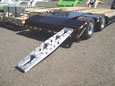 Ramp, rear 6 ft steel or aluminum on airride 2
