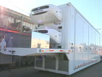 Cozad Custom Satellite Shipping Container