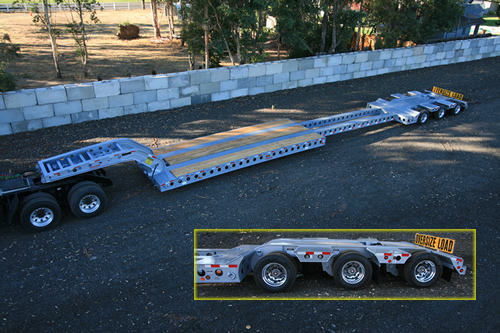 50 Ton Gen-X II Stretched Deck Expando