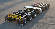60 Ton 6-Axle Steering Dolly