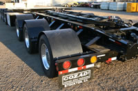 Cozad 60 Ton 6-Axle Steering Dolly
