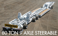 80-ton-9-axle-steerable-trailer